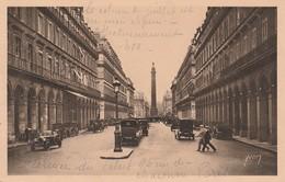 PARIS RUE DE CASTAGLIONE - Arrondissement: 01