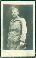 WO1 / WW1 - Doodsprentje Detry Jean Pierre Clément - Corroy-le-Grand / Guemps (FR)  - Gesneuvelde - Décès