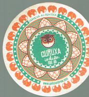 BEER COASTERS COASTER POSAVASOS CERVEZA BIRRA  CURUXA GALICIAN (SPAIN) IINDIAN PALL ALE - Beer Mats
