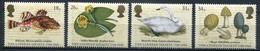 Grossbritanien Mi# 1131-4 Postfrisch MNH - Flora And Fauna - 1952-.... (Elizabeth II)