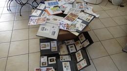 Destockage De Plisieurs Centaines D'enveloppes 1er Jour De France + Autres Pays. Voir Commentaires !!! - Timbres