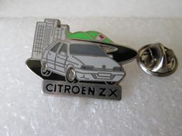 PIN'S     CITROEN  ZX  Zamak  DECAT - Citroën