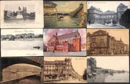 Liège - Lot 54 Cartes (un Peu De Tout : Des Communes Et Des Moins Vues) (petit Prix) - Liege