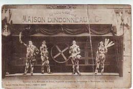 08. SEDAN . SOUVENIR DE LA KERMESSE DE SEDAN ORGANISEE AU PROFIT DES SINISTRES DE LA MARTINIQUE  25 Mai 1902 . COQ GAULO - Sedan