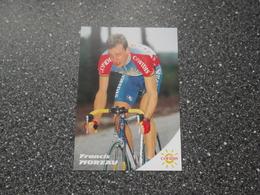 ST.-QUENTIN: Francis Moreau - Coureur - Cofidis 1998 - Cycling