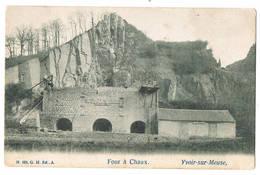 Yvoir-sur-Meuse: Four à Chaux  ( 2 Scans) - Yvoir