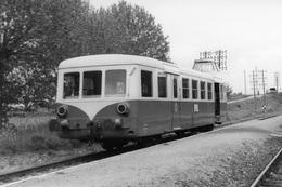 Pomas. Autorail Carcassonne - Quillan. Cliché Jacques Bazin. 09-05-1968 - Trains