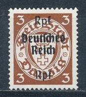Deutsches Reich 716 ** Mi. 2,80 - Deutschland