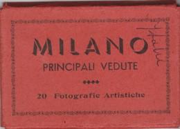 Milano, Milan 11 Petites Cartes. - Milano (Milan)