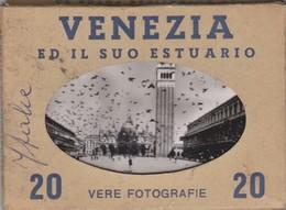 Venezia, Venice, 15 Petites Cartes. - Venezia (Venice)