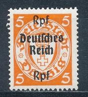 Deutsches Reich 718 ** Mi. 2,60 - Deutschland