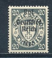 Deutsches Reich 723 ** Mi. 12,- - Deutschland