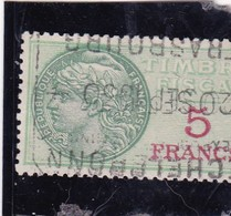 T.F.S.U N°32 - Revenue Stamps