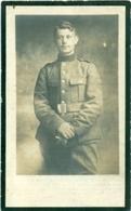 WO1 / WW1 - Doodsprentje Van Dyck Jaak - Loenhout / Ramskapelle  - Gesneuvelde - Décès