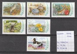 Guernsey 2006 - Yv. 1106/11 Postfris/neuf/MNH - Guernsey