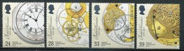 Grossbritanien Mi# 1441-4 Postfrisch MNH - Clocks - 1952-.... (Elizabeth II)