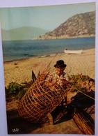Charmes Et Couleurs De La Corse Le Vieux Pêcheur - Frankreich