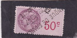T.F.S.U N°111 - Revenue Stamps