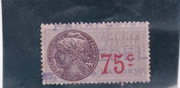 T.F.S.U N°115 - Revenue Stamps