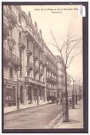 DISTRICT DE VEVEY - MONTREUX - HOTEL DE LA POSTE - TB - VD Vaud