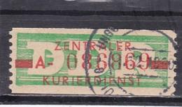 """DDR, Dienst: ZKD Nr. 30 """"A II"""", Gest. (T 15209) - DDR"""