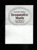 Tovagliolino Da Caffè - Caffè Grammatico - ( Trapani ) - Servilletas Publicitarias