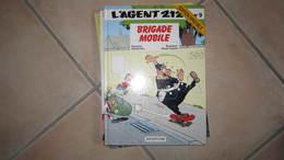 L'AGENT 212 T9 BRIGADE MOBILE   CAUVIN/KOX - Agent 212, L'