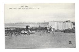 (26149-35) Saint Malo - La Grande Plage - Saint Malo