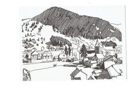 Cpm - 70 - SERVANCE - Dessin De Jean Garneret - Edit Folklore Comtois - - Other Municipalities