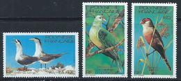 Polynésie YT 168-170 XX / MNH Oiseau Bird Animal Wildlife - Polynésie Française