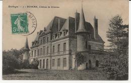 DOMME - Chateau De Giverzac - France
