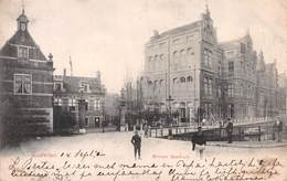 AMSTERDAM, BINNEN GASTHUIS, NETHERLANDS - AN EARLY 1890's -1901 VINTAGE POSTCARD - POSTED 1901 #21375 - Amsterdam