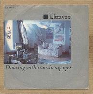 "7"" Single, Ultravox - Dancing With Tears In My Eyes - Disco, Pop"