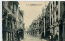 72 - LA FERTE BERNARD - Rue Carnot, Vieille Maison - La Ferte Bernard