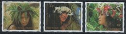 Polynésie YT 205-207 XX / MNH - Polynésie Française