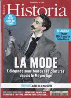 Historia N° 795 - La Mode: L'élégance ... Depuis Le Moyen Age - Revistas Y Periódicos