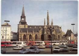 Roubaix. Grand'Place. Voitures Autobus Renault 5 Peugeot 304... - Roubaix