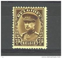 Belgique  :  Yv  341  ** - 1931-1934 Chepi