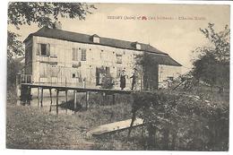 MERGEY - L'ancien Moulin - France