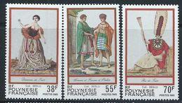 Polynésie YT 238-240 XX / MNH - Polynésie Française