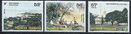 Polynésie YT 256-258 XX / MNH - Polynésie Française