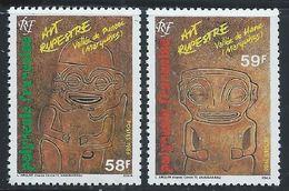 Polynésie YT 259-260 XX / MNH - Polynésie Française