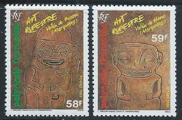 Polynésie YT 259-260 XX / MNH - Nuovi