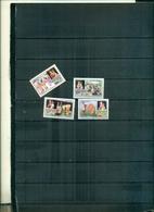 S.LUCIA NOEL 2003 4 VAL NEUFS A PARTIR DE 0.75 EUROS - St.Lucie (1979-...)