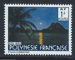 Polynésie YT 271 XX / MNH - Polynésie Française