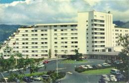 HOTEL TAMANACO . CARACAS . VENEZUELA . AFFR AU VERSO . 2 SCANES . 2 SCANES - Venezuela