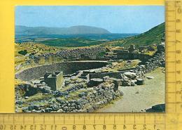 CPM  GRECE, PELOPONNESE, MYCENES : Premier Enclos Tombes Royales - Grecia