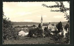 CPA Aisey-sur-Seine, Vue Partielle Du Village - Unclassified