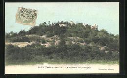 CPA St-Victor-s-Ouche, Chateau De Marigny - Non Classificati