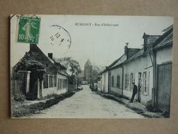 80 Somme Rumigny Rue D'Hébécourt - Picquigny